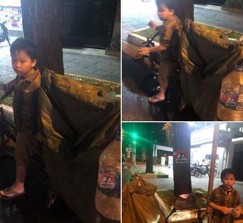 Bố mất sớm, mẹ bị tai nạn, bé trai 8 tuổi một mình nhặt ve chai kiếm tiền chữa bệnh cho mẹ và đóng học phí - Ảnh 3