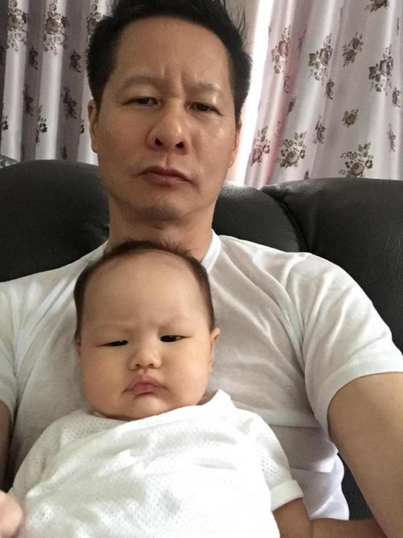 Đại gia Đức An tiết lộ bố mẹ của vợ cũ Ngọc Thúy sẵn sàng chăm con Phan Như Thảo - Ảnh 1