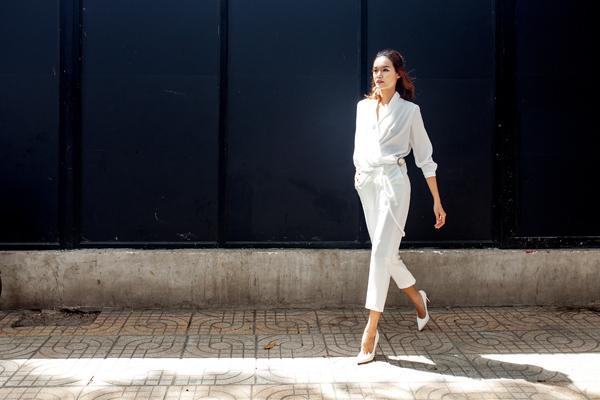 Các mẫu áo váy đẹp tôn chiều cao hữu hiệu cho người lùn - Ảnh 5