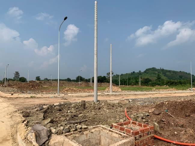 Bà Rịa - Vũng Tàu: Dự án KDC Lan Anh 7 được rao bán khi kết cấu hạ tầng chưa hoàn thiện - Ảnh 2