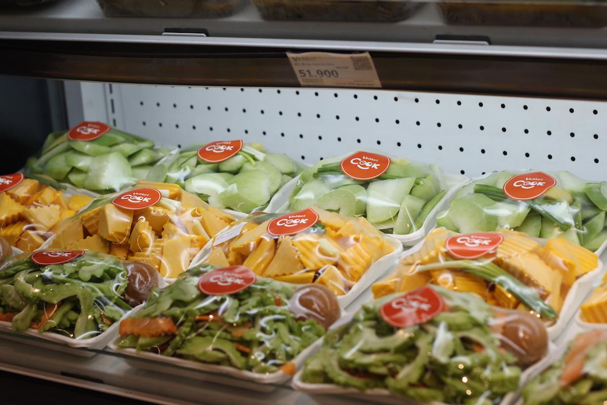 """Chuỗi bán lẻ Việt tự tạo """"siêu thị xanh"""" thay lời nhắn """"bảo vệ môi trường"""" - Ảnh 3"""