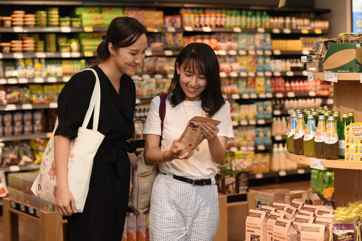 """Chuỗi bán lẻ Việt tự tạo """"siêu thị xanh"""" thay lời nhắn """"bảo vệ môi trường"""" - Ảnh 4"""