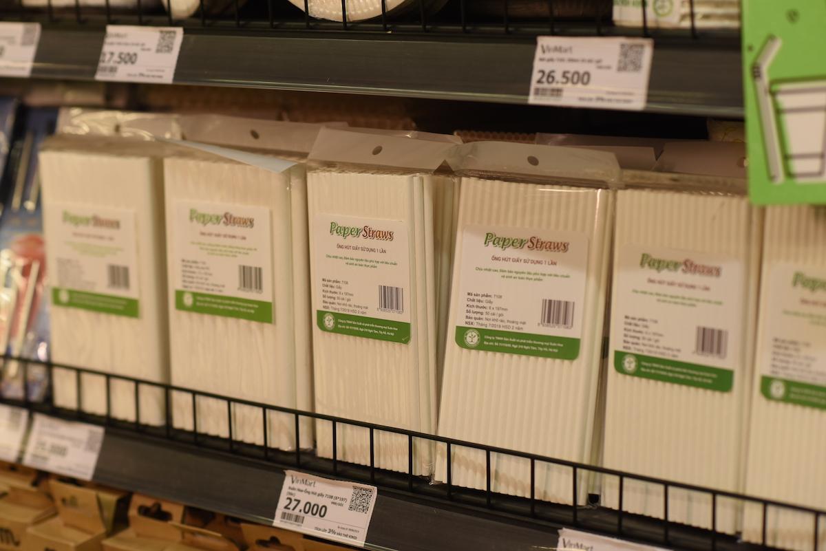 """Chuỗi bán lẻ Việt tự tạo """"siêu thị xanh"""" thay lời nhắn """"bảo vệ môi trường"""" - Ảnh 5"""