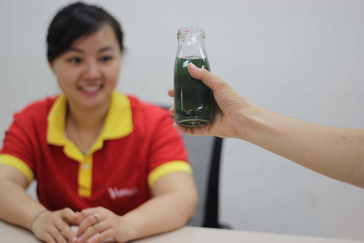 """Chuỗi bán lẻ Việt tự tạo """"siêu thị xanh"""" thay lời nhắn """"bảo vệ môi trường"""" - Ảnh 8"""