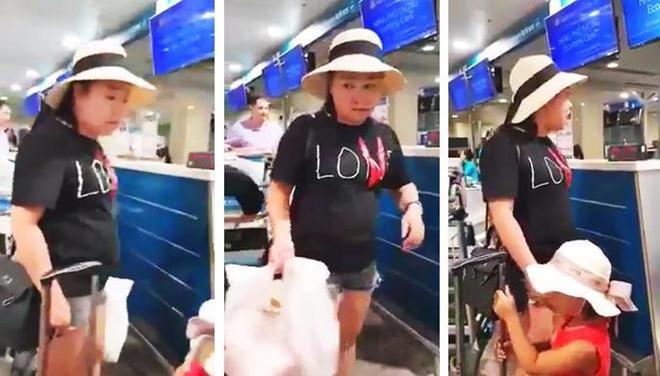 Cục Hàng không xem xét cấm bay nữ công an gây rối tại Tân Sơn Nhất - Ảnh 1