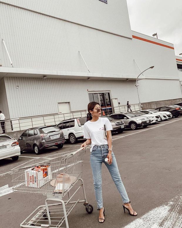 Để tránh bị chê 'không ra thể thống gì' khi diện quần jeans đi làm, nàng công sở chỉ cần nhớ đúng 4 tips - Ảnh 11