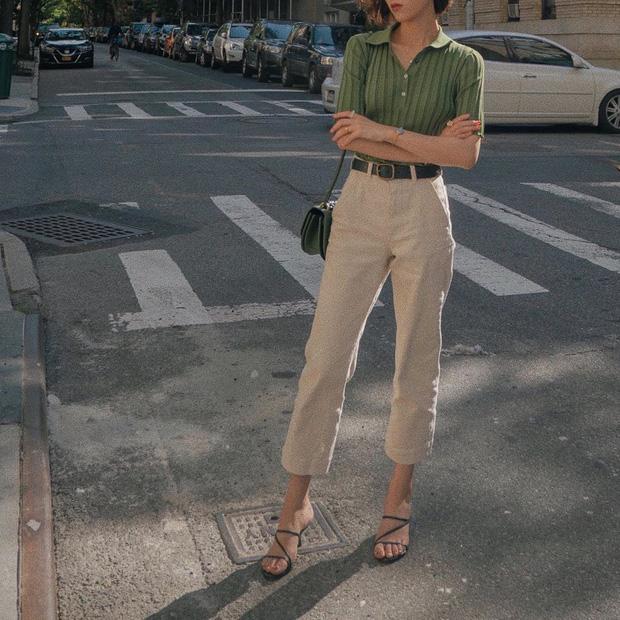 Để tránh bị chê 'không ra thể thống gì' khi diện quần jeans đi làm, nàng công sở chỉ cần nhớ đúng 4 tips - Ảnh 5
