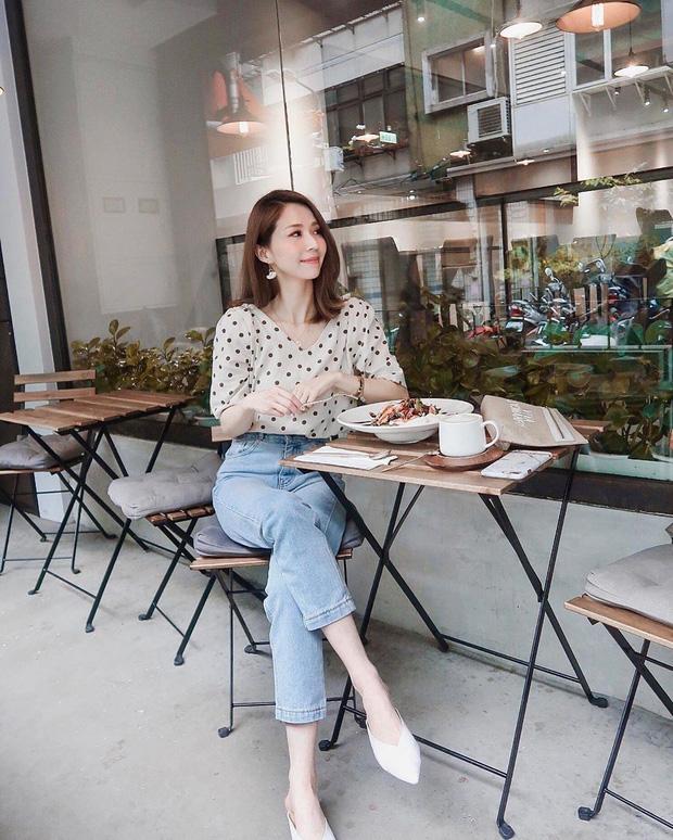 Để tránh bị chê 'không ra thể thống gì' khi diện quần jeans đi làm, nàng công sở chỉ cần nhớ đúng 4 tips - Ảnh 7