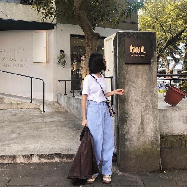 Để tránh bị chê 'không ra thể thống gì' khi diện quần jeans đi làm, nàng công sở chỉ cần nhớ đúng 4 tips - Ảnh 10