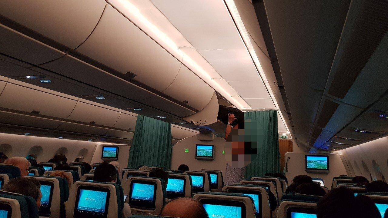 Hành khách người Nhật bị mất trộm số tiền lớn trên máy bay - Ảnh 1