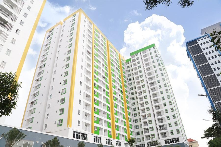 Làn sóng tăng giá ngầm căn hộ hoàn thiện tại TP.HCM - Ảnh 1
