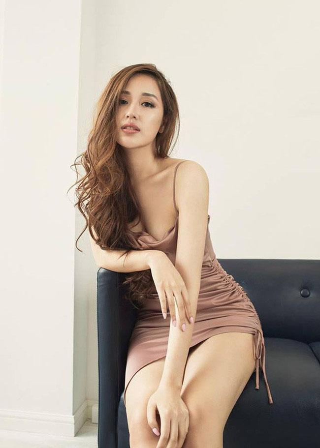 Mai Phương Thúy tiết lộ mẫu váy 'gây sát thương đàn ông' - Ảnh 13