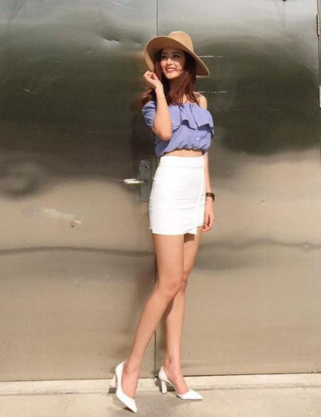 Mai Phương Thúy tiết lộ mẫu váy 'gây sát thương đàn ông' - Ảnh 16