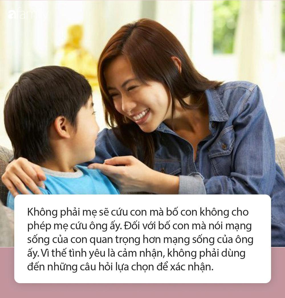 Nghe cuộc hội thoại ngắn giữa mẹ và con, càng thấm phương pháp dạy con không đòn roi sâu sắc và hiệu quả thế nào - Ảnh 2
