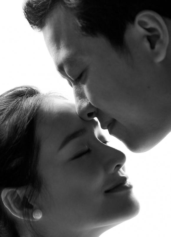'Rụng tim' khi ngắm trọn bộ ảnh cưới đẹp như tranh vẽ của Trường Giang - Nhã Phương - Ảnh 3