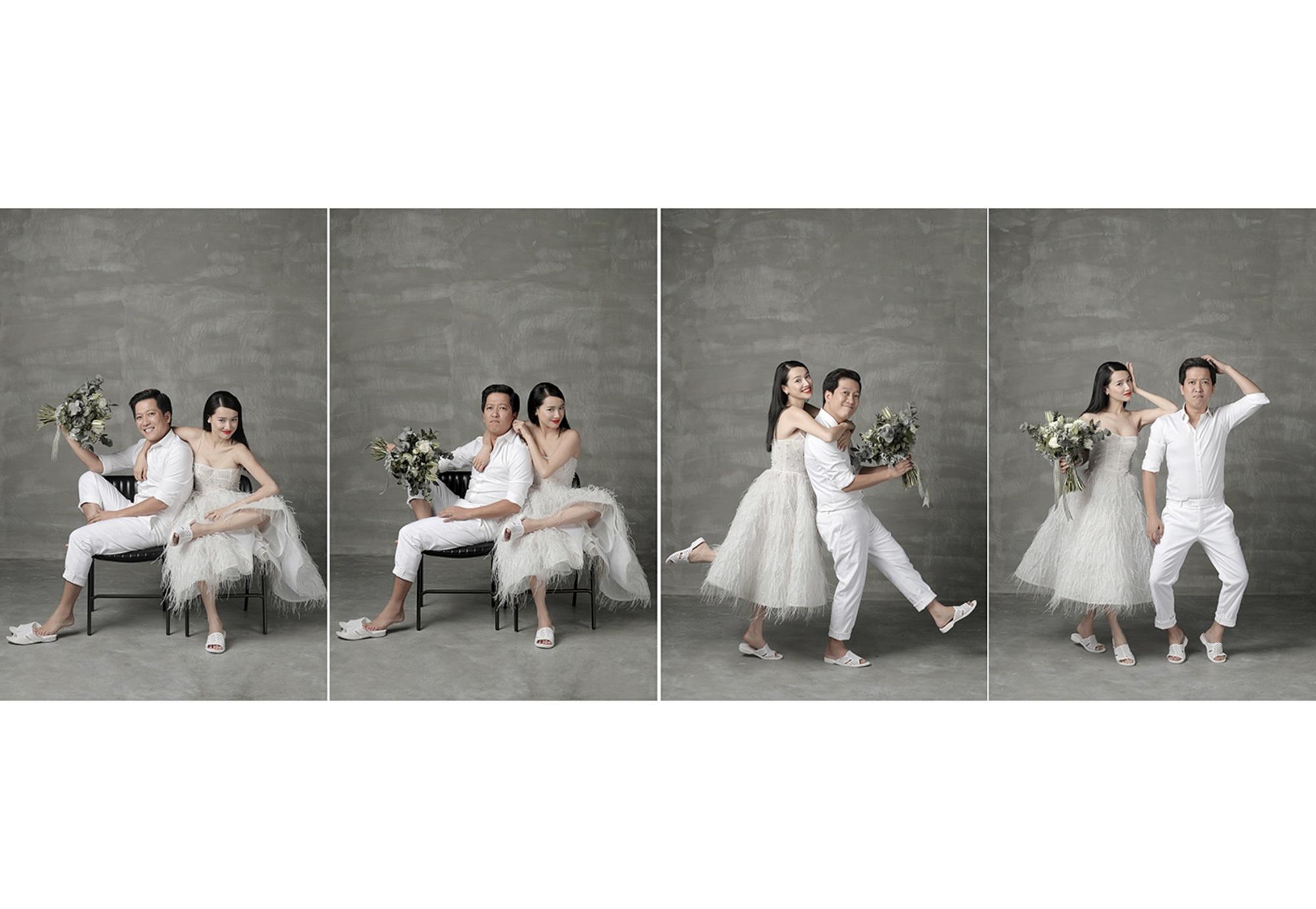 'Rụng tim' khi ngắm trọn bộ ảnh cưới đẹp như tranh vẽ của Trường Giang - Nhã Phương - Ảnh 12