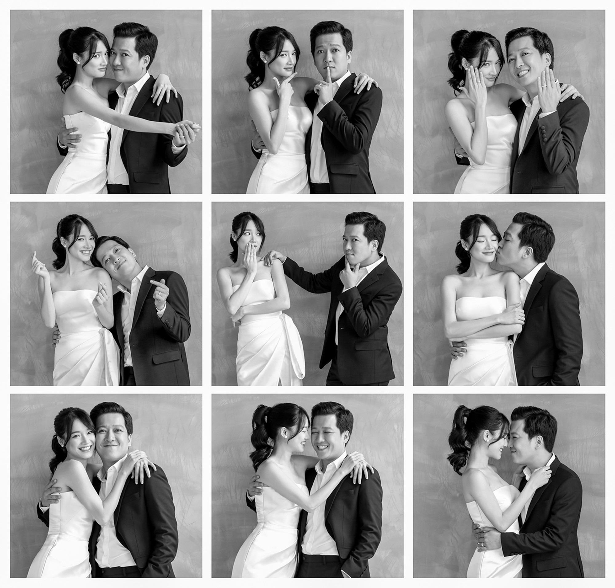'Rụng tim' khi ngắm trọn bộ ảnh cưới đẹp như tranh vẽ của Trường Giang - Nhã Phương - Ảnh 11