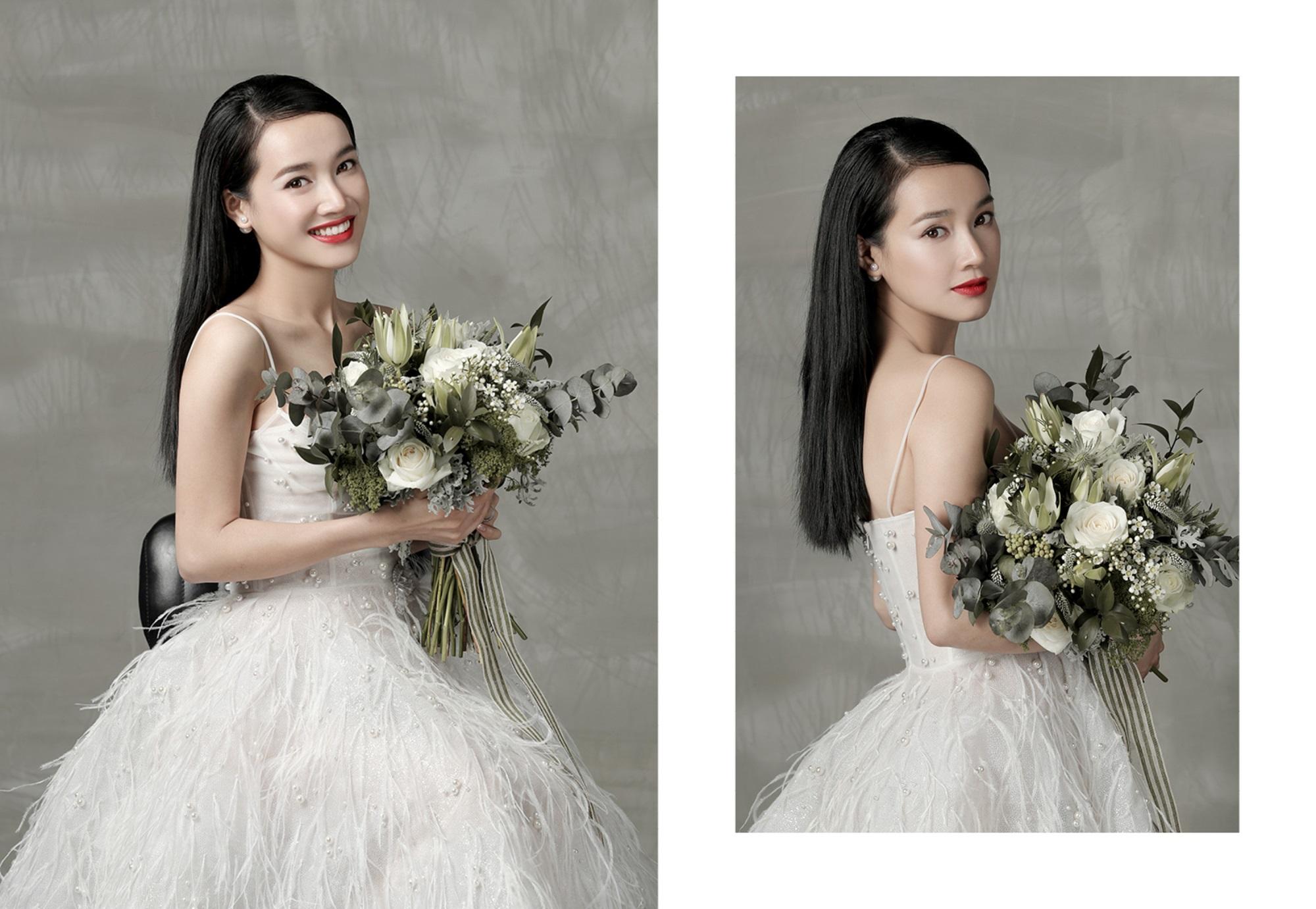 'Rụng tim' khi ngắm trọn bộ ảnh cưới đẹp như tranh vẽ của Trường Giang - Nhã Phương - Ảnh 5