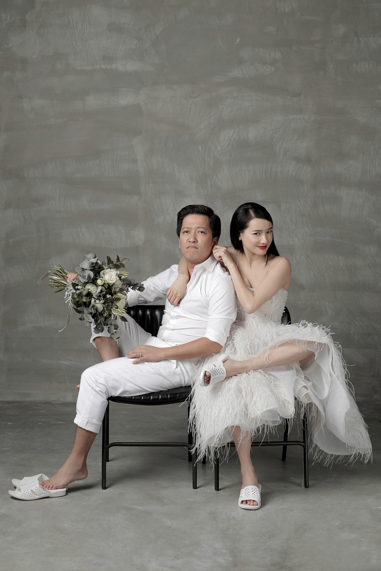 'Rụng tim' khi ngắm trọn bộ ảnh cưới đẹp như tranh vẽ của Trường Giang - Nhã Phương - Ảnh 6