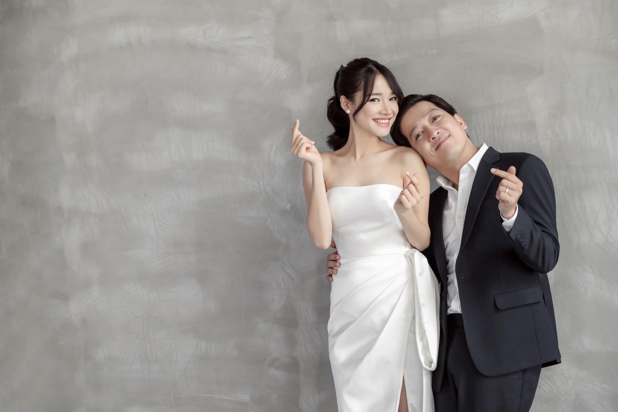 'Rụng tim' khi ngắm trọn bộ ảnh cưới đẹp như tranh vẽ của Trường Giang - Nhã Phương - Ảnh 1