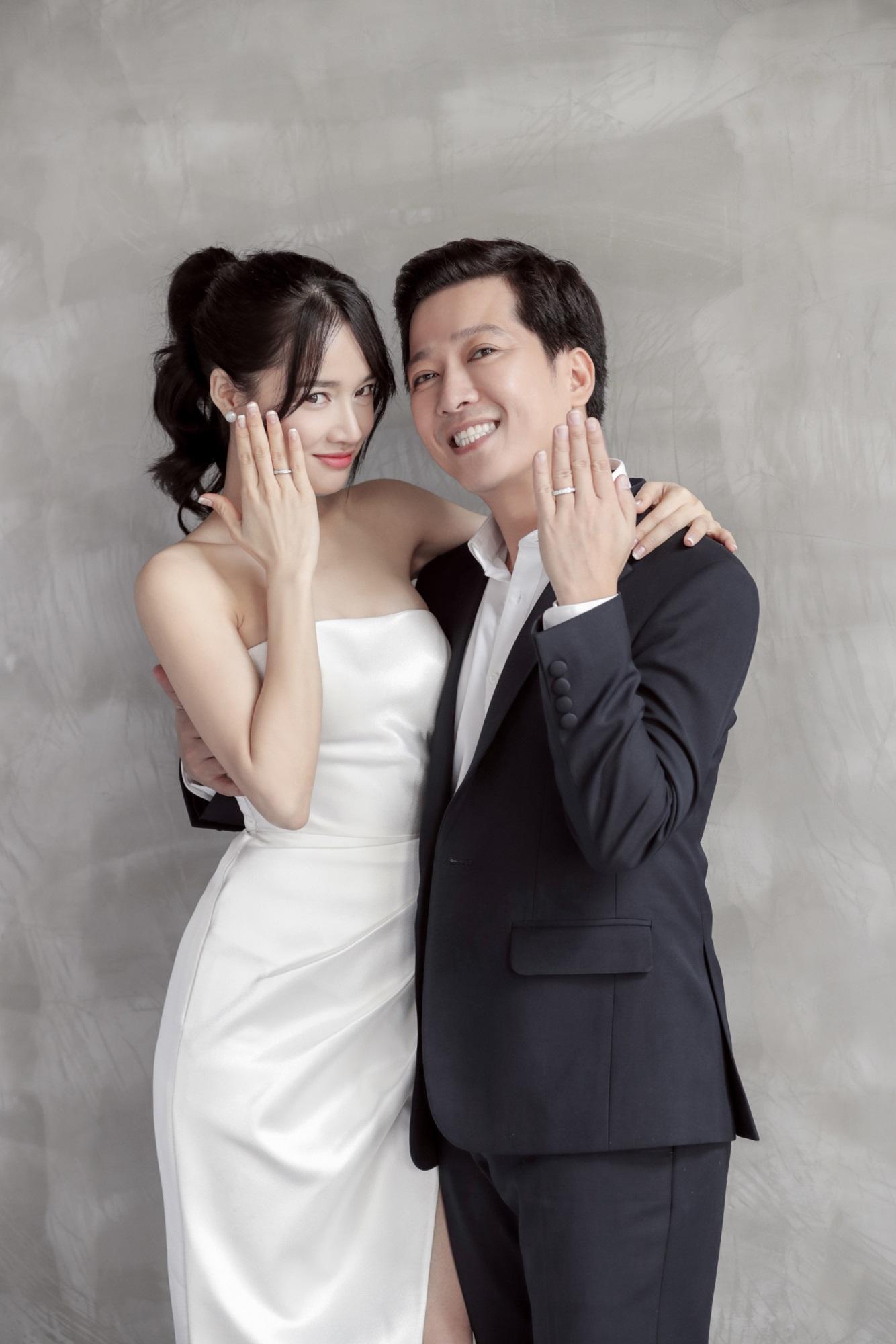 'Rụng tim' khi ngắm trọn bộ ảnh cưới đẹp như tranh vẽ của Trường Giang - Nhã Phương - Ảnh 2