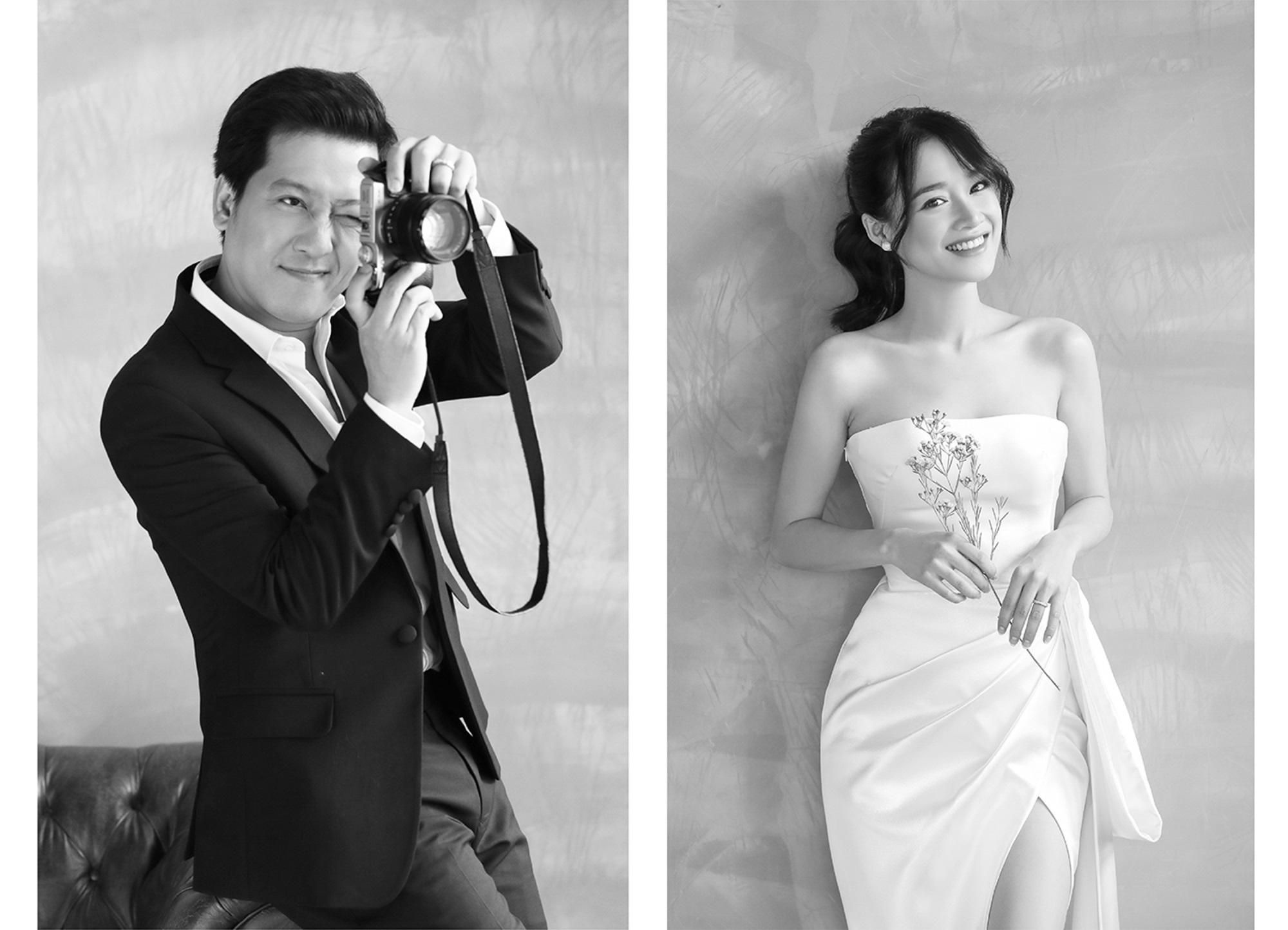 'Rụng tim' khi ngắm trọn bộ ảnh cưới đẹp như tranh vẽ của Trường Giang - Nhã Phương - Ảnh 9