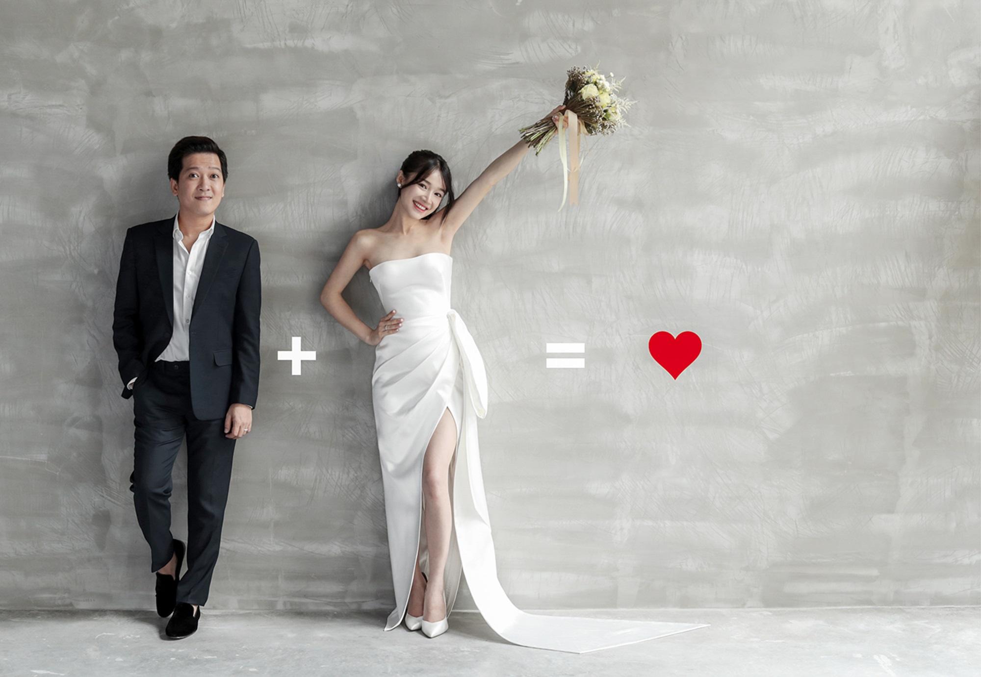 'Rụng tim' khi ngắm trọn bộ ảnh cưới đẹp như tranh vẽ của Trường Giang - Nhã Phương - Ảnh 8