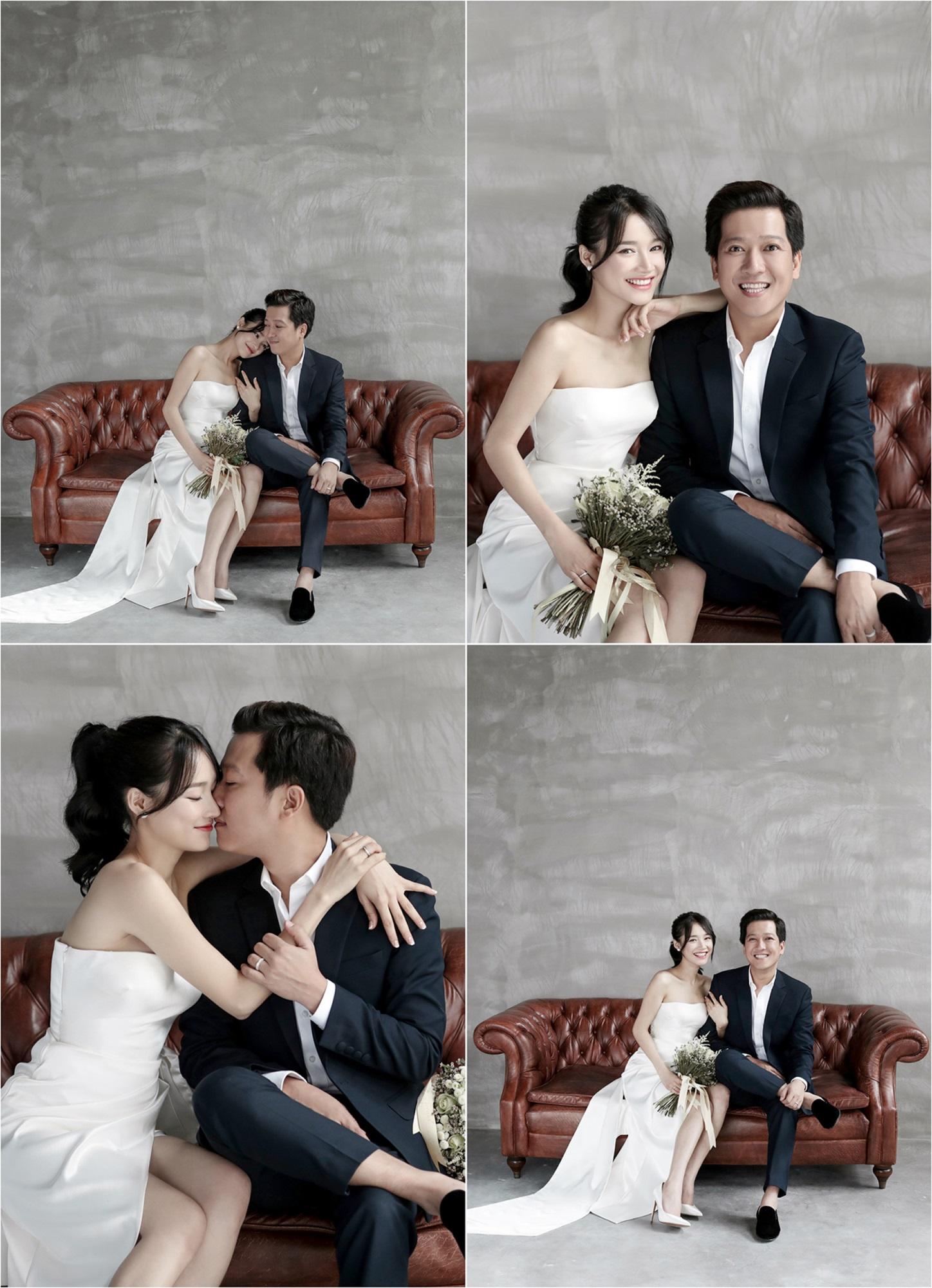 'Rụng tim' khi ngắm trọn bộ ảnh cưới đẹp như tranh vẽ của Trường Giang - Nhã Phương - Ảnh 10