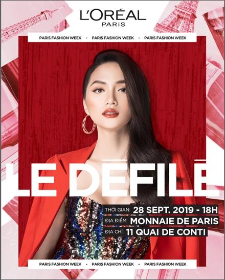 L'ORÉAL PARIS trở lại cùng show diễn tráng lệ nhất hành tinh LE DÉFILÉ diễn ra tại bảo tàng nghệ thuật MONNAIE DE PARIS - Ảnh 2