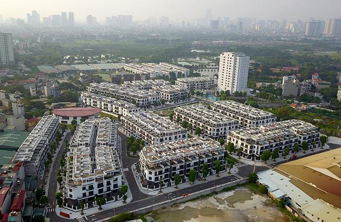 Nhà liền kề, biệt thự The Eden Rose: Quy hoạch xây 3 tầng nhưng bán 4 tầng - Ảnh 1