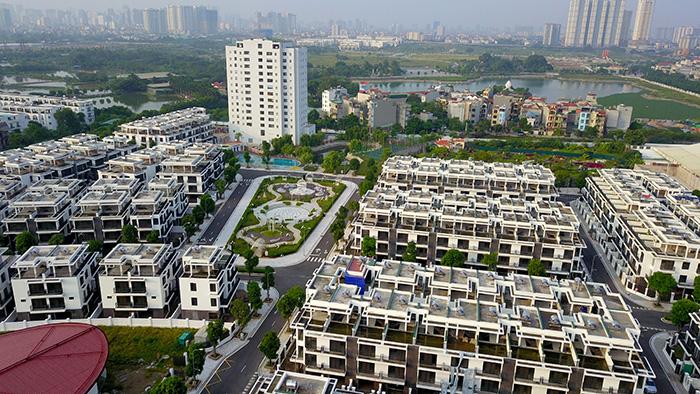 Nhà liền kề, biệt thự The Eden Rose: Quy hoạch xây 3 tầng nhưng bán 4 tầng - Ảnh 4