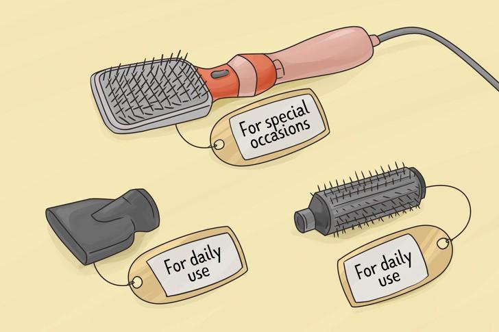 Những sai lầm thường mắc phải khi sấy tóc - Ảnh 11