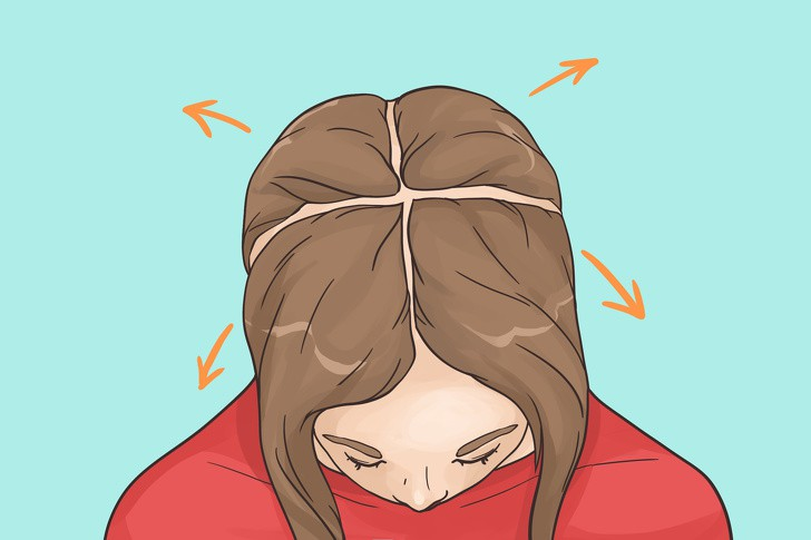 Những sai lầm thường mắc phải khi sấy tóc - Ảnh 6
