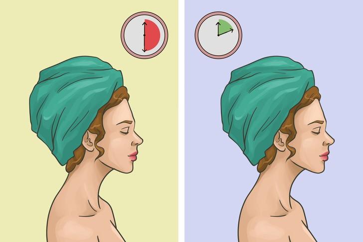 Những sai lầm thường mắc phải khi sấy tóc - Ảnh 7