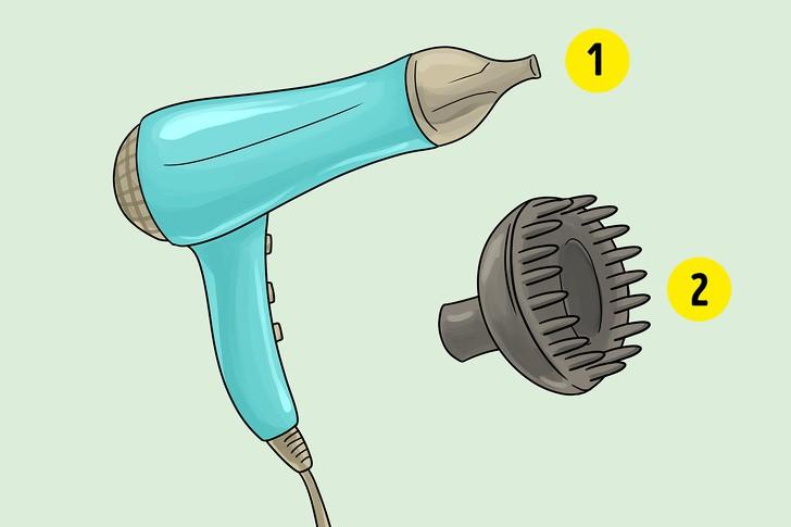 Những sai lầm thường mắc phải khi sấy tóc - Ảnh 10