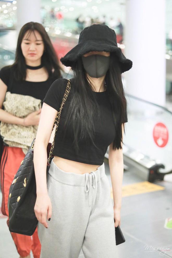 Quần cạp cao mà sao nào cũng mặc thì ra lại là item gây tranh cãi nhất nhì ở Hàn - Ảnh 6