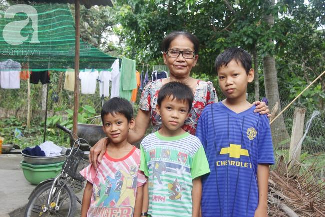 4 đứa trẻ mồ côi cha, ốm trơ xương vì đói ăn bên bà nội già yếu sau khi mẹ bỏ đi lấy chồng mới - Ảnh 17