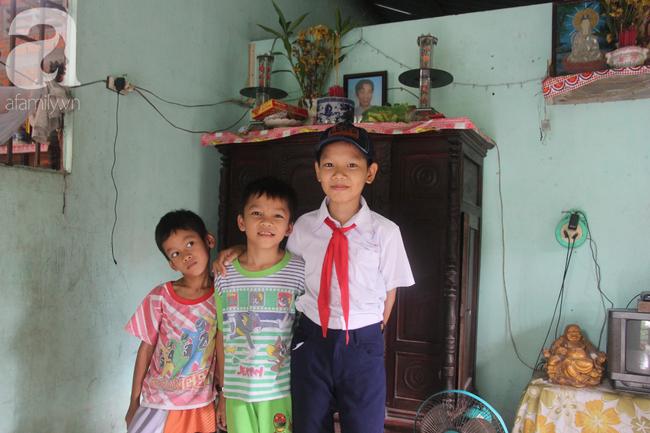 4 đứa trẻ mồ côi cha, ốm trơ xương vì đói ăn bên bà nội già yếu sau khi mẹ bỏ đi lấy chồng mới - Ảnh 7