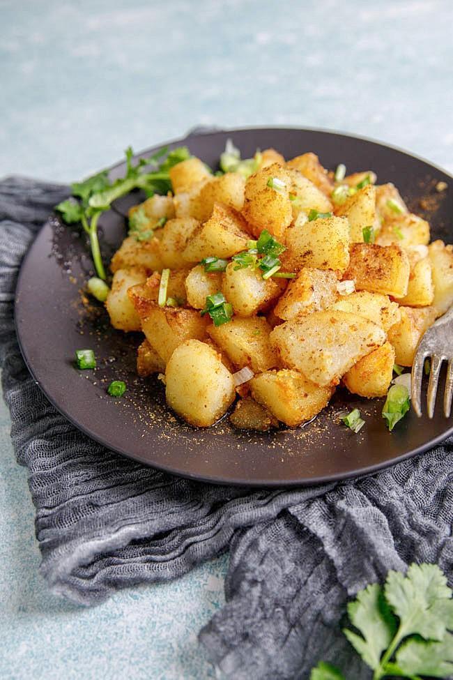 Đừng làm khoai tây chiên kiểu cũ nữa làm thế này mới ngon - Ảnh 5