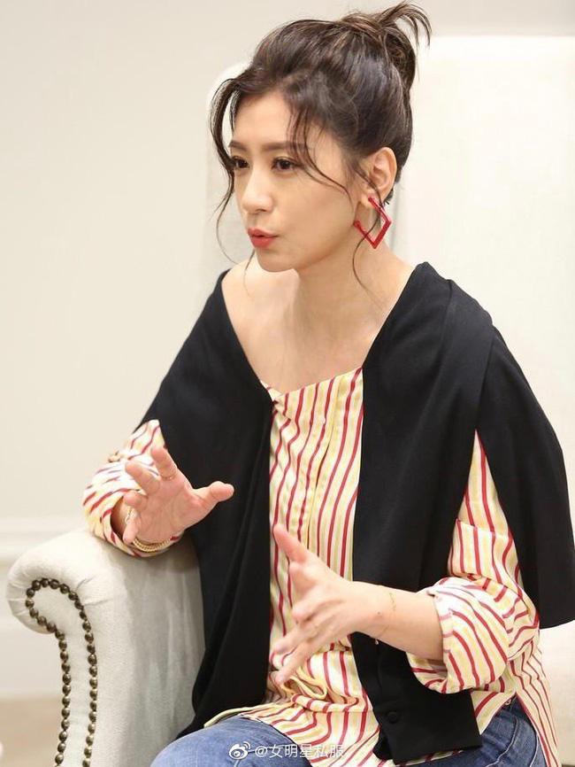 14 mỹ nhân Hoa ngữ ngoài 40 tuổi: Bên cạnh nhan sắc 'hack tuổi' còn gây trầm trồ với style và makeup xuất sắc - Ảnh 11