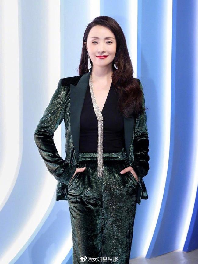 14 mỹ nhân Hoa ngữ ngoài 40 tuổi: Bên cạnh nhan sắc 'hack tuổi' còn gây trầm trồ với style và makeup xuất sắc - Ảnh 12
