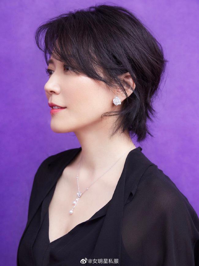 14 mỹ nhân Hoa ngữ ngoài 40 tuổi: Bên cạnh nhan sắc 'hack tuổi' còn gây trầm trồ với style và makeup xuất sắc - Ảnh 14