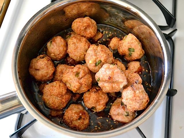 Cách làm kiểu mới khiến món thịt viên sốt mặn ngọt không ngán dầu mỡ - Ảnh 4