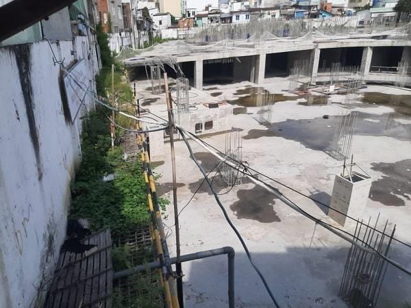 TP.HCM: Dự án hơn 1.000 căn hộ xây trái phép ngay trung tâm quận 5 - Ảnh 1