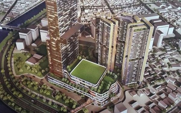 TP.HCM: Dự án hơn 1.000 căn hộ xây trái phép ngay trung tâm quận 5 - Ảnh 2
