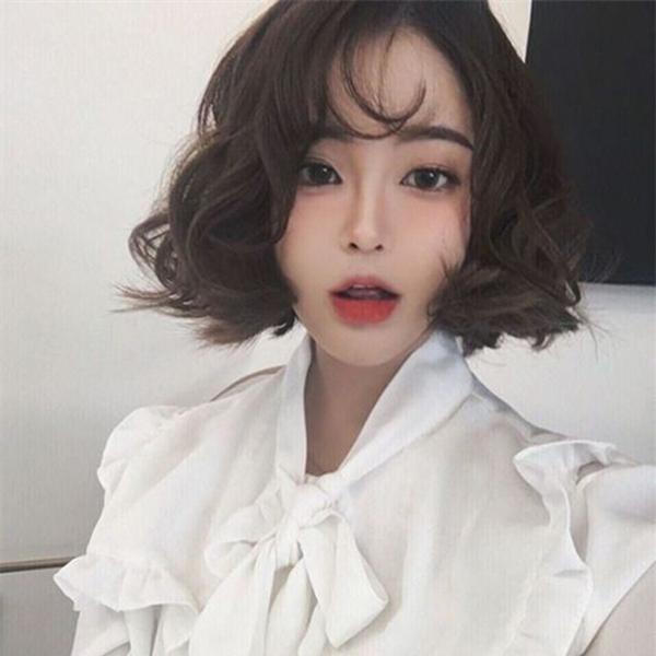10 kiểu tóc ngắn Hàn Quốc xinh xắn cho nàng chơi Tết - Ảnh 3