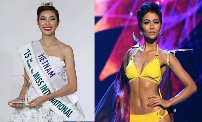 Á hậu Thúy Vân được ủng hộ thi Hoa hậu Hoàn vũ Việt Nam 2019 để vượt kỷ lục H'Hen Niê - Ảnh 1