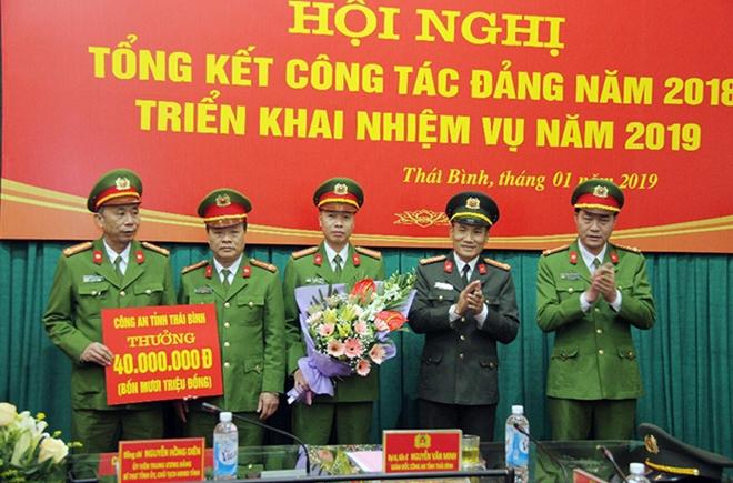 Bắt tên cướp ngân hàng ở Thái Bình, thu hồi gần 200 triệu đồng - Ảnh 3