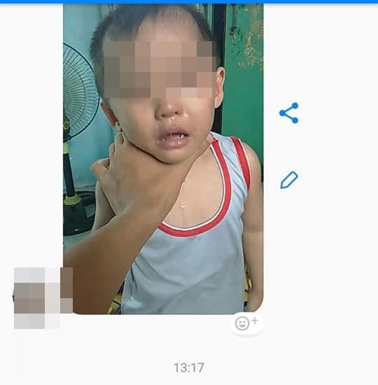Bỏ nhà đi vì bị bạo hành, chồng gửi ảnh đánh đập hai con nhỏ để buộc vợ quay về  - Ảnh 5