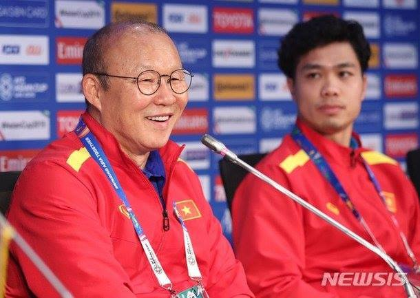 HLV Park Hang Seo: 'Việt Nam không dừng lại ở tứ kết' - Ảnh 1